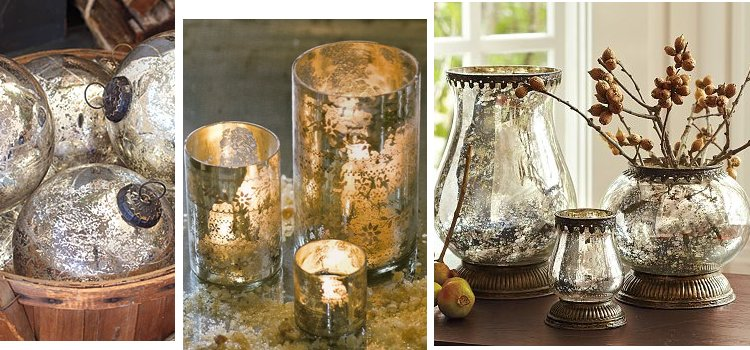 Ageless Beauty Decorating With Mercury Glass Obaasema African