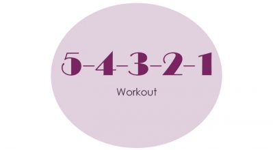 How to do the Full Body 5-4-3-2-1 Work Out