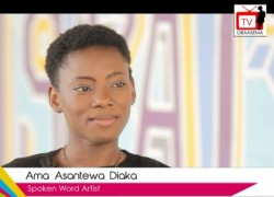 Ama Asantewa Diaka on Poetry and Being Empowered