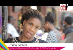 Farida Bedwei on Technology, Accomplishments and Disability