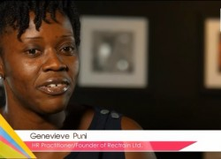 Genevieve Puni Talks Giving Back to Society