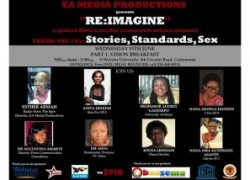 RE:IMAGINE Debut Media Summit to Talk Stories, Standards, Sex