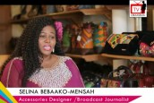 Selina Bebaako-Mensah Talks Determination and Pursuing Dreams