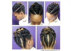 Two Good Protective Hair Styles for Natural Hair