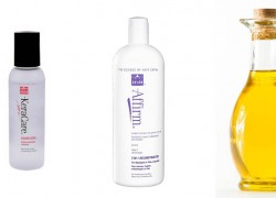 3 Great Products for Relaxed Hair