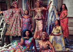 Vlisco Chooses Seven Inspiring African Women to Celebrate 170 Years